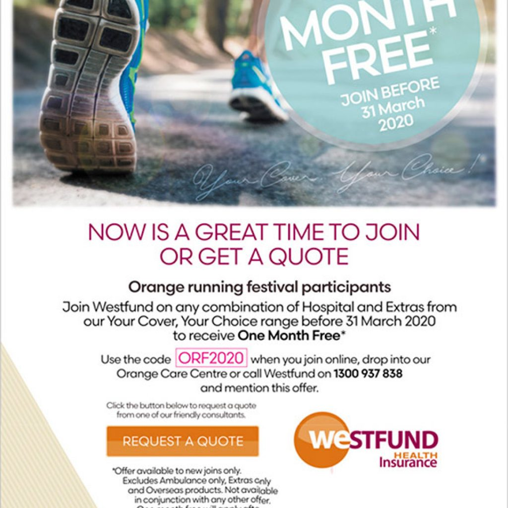 Now is a great time to join Westfund